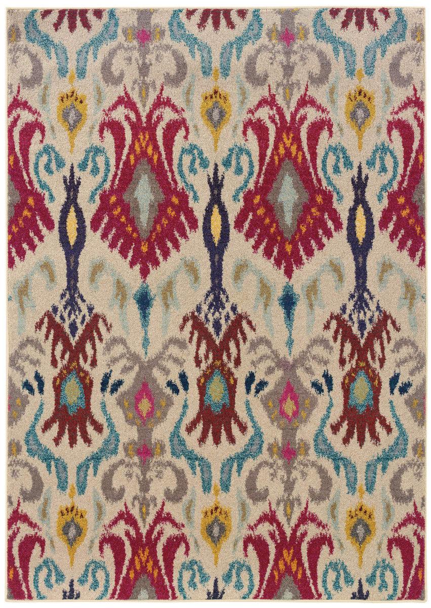 Oriental Weavers Kaleidoscope 502i5 Area Rug 82424
