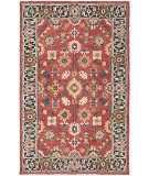Oriental Weavers Alfresco 28404 Red - Blue Area Rug