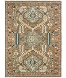 Oriental Weavers Anatolia 2060w Rust - Teal Area Rug