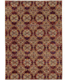 Oriental Weavers Andorra 6883a Red Area Rug
