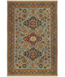 Tommy Bahama Angora 12306 Blue - Gold Area Rug