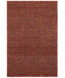 Oriental Weavers Atlas 8048k Red - Rust Area Rug