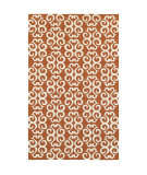 Tommy Bahama Atrium 51107 Orange Area Rug