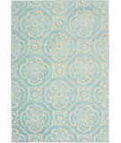 Oriental Weavers Barbados 539l4 Blue - Ivory Area Rug
