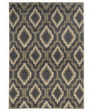 Oriental Weavers Brentwood 5501d Charcoal/Grey Area Rug