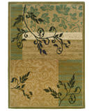 Oriental Weavers Camden 2395c Green/Gold Area Rug