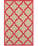 Oriental Weavers Cayman 660p Sand - Pink Area Rug