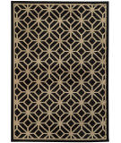 Oriental Weavers Ella 5188e Black / Beige Area Rug