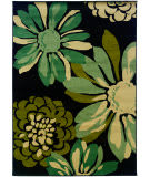 Oriental Weavers Emerson 2819a Teal Area Rug