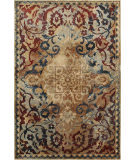 Oriental Weavers Empire 21j Gold - Red Area Rug