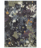 Oriental Weavers Evolution 8029a Navy - Green Area Rug