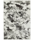 Oriental Weavers Evolution 8035b Charcoal - White Area Rug