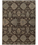 Oriental Weavers Heritage 8124n Charcoal / Blue Area Rug