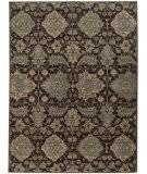 Oriental Weavers Heritage 8124N Charcoal / Blue Area Rug