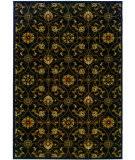 Oriental Weavers Hudson 3299b Black/Brown Area Rug