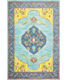 Oriental Weavers Joli 564l Blue - Yellow Area Rug