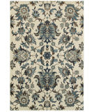 Oriental Weavers Linden 7811a Ivory - Blue Area Rug