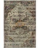 Oriental Weavers Mantra 1901x Grey - Ivory Area Rug