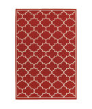 Oriental Weavers Meridian 1295r Red Area Rug