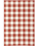 Oriental Weavers Meridian 2598r Red - Ivory Area Rug