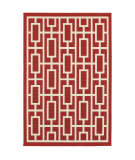 Oriental Weavers Meridian 9754R Red Area Rug