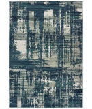 Oriental Weavers Montage 5990b Blue - Grey Area Rug