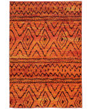 Oriental Weavers Nomad 8122o Orange / Red Area Rug