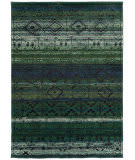 Oriental Weavers Nomad 8123G Green / Blue Area Rug