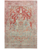 Oriental Weavers Pandora 1501U Grey - Orange Area Rug