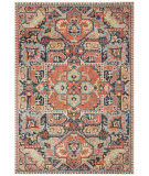 Oriental Weavers Pandora 049s7 Blue - Orange Area Rug