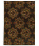 Oriental Weavers Parker 5495c Brown / Rust Area Rug