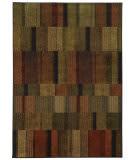Oriental Weavers Parker 5589a Brown / Rust Area Rug