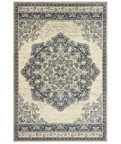 Oriental Weavers Richmond 5504i Ivory - Navy Area Rug