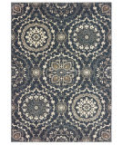 Oriental Weavers Richmond 008e3 Navy - Ivory Area Rug