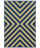 Oriental Weavers Riviera 4589l Navy Area Rug