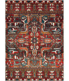 Oriental Weavers Sedona 9575A Red - Orange Area Rug