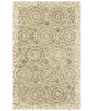 Oriental Weavers Tallavera 55606 Green - Ivory Area Rug