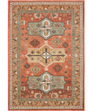 Oriental Weavers Toscana 9571a Orange - Gold Area Rug