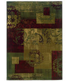Oriental Weavers Tybee 851u6 Green Area Rug