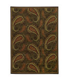 Tommy Bahama Villa 5586d Brown Area Rug