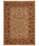 Tommy Bahama Vintage 4928j Tan/Red Area Rug