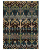 Tommy Bahama Vintage 8122n Tribal Blue Area Rug