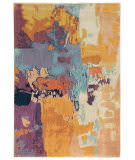 Oriental Weavers Xanadu 070X6 Orange - Purple Area Rug