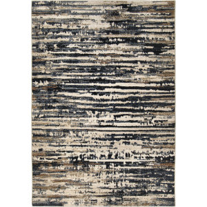 Palmetto Living Adagio 8234 Tree Tracks Indigo Area Rug