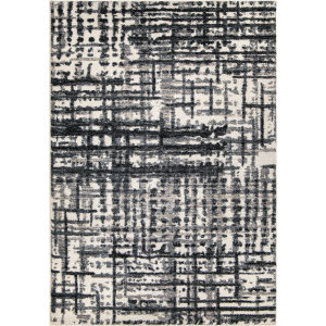 Palmetto Living Adagio 8251 City Blocks Muted Blue Area Rug