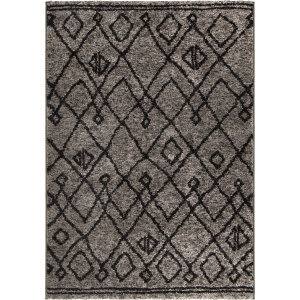 Palmetto Living Casablanca Tribal 06 Earl Grey Area Rug