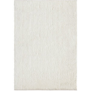 Palmetto Living Cotton Tail 8302 Solid White Area Rug