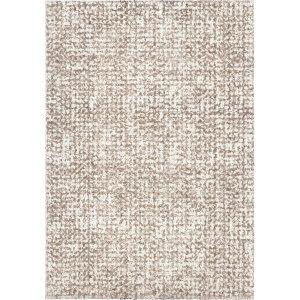 Palmetto Living Cotton Tail Ditto White Area Rug