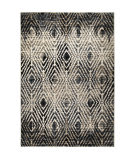 Palmetto Living Adagio 8237 Tribal Throne Off White Area Rug