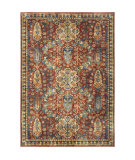 Palmetto Living Alexandria 4511 Bombay Red Area Rug